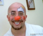 Un clown di Bimbulanza