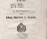 Copertina del libretto della prima rappresentazione dell&#039;opera (da www.giuseppeverdi.it)