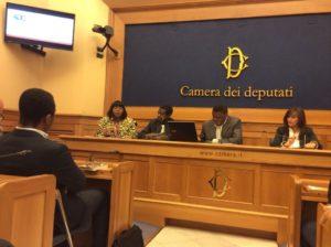 L'ambasciatrice del Sud Africa in Italia, Nomatemba Tambo