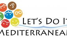 Logo del progetto di pulizia del Mar Mediterraneo promosso dall'organizzazione Let's do it! Italy (fonte: pauranka.it)