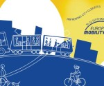Locandina dell' European Mobility Week (www.acttravelwise.org)