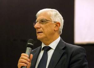 L'imprenditore reggino Tiberio Bentivoglio, testimone di giustizia. (Fonte: calabriaonweb.it)