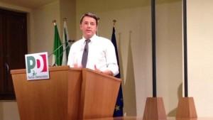 Renzi, direzione Pd