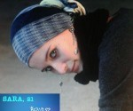 Sara, 21 anni, una giovane di Adolescenti e cancro Fonte: facebook