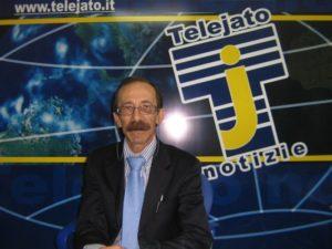 Pino Maniaci, direttore del tg di Telejato.