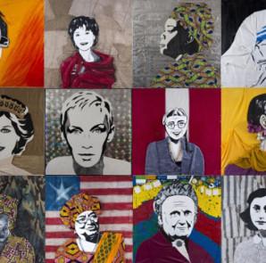 Le opere presentate alla mostra di Marcello Reboani. Fonte: www.napolitan.it