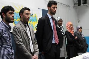 Un'immagine del direttivo Gmi Fonte: giovanimusulmani.it