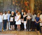 Conferenza stampa di presentazione della terza edizione di African Summer School alla Sala Arazzi del Comune di Verona